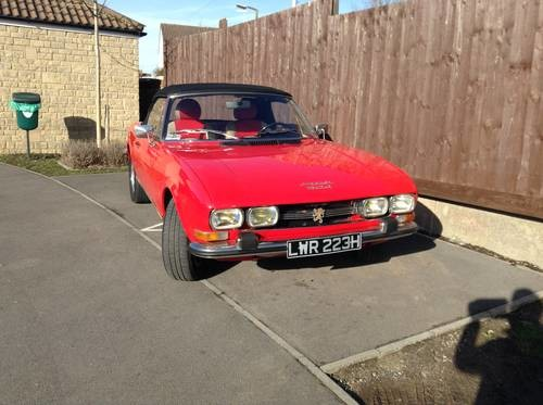 For Sale Peugeot 504 Cabriolet Lhd 1969 Classic Cars Hq