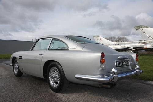 For Sale Aston Martin DB Classic Cars HQ - 1964 aston martin db5 for sale