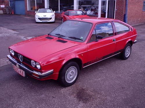For sale alfa romeo alfa sud sprint veloce coupe 1982 classic cars hq - Alfa romeo coupe for sale ...