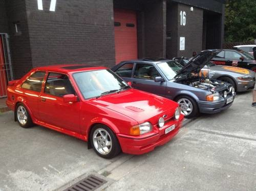 For Sale – Ford Escort RS turbo (1988)   Classic Cars HQ