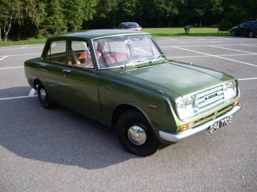 For Sale – Toyota Corona RT40 rolling restoration for sale (1967