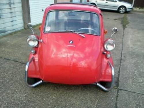For Sale Bmw Isetta A Good Reliable Car 1962 Classic Cars Hq
