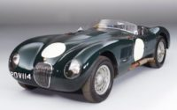 Jaguar C-type fetches £5.7m at auction