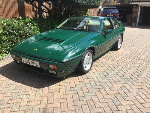 for sale lotus excel 2 2 twin cam 1989 classic cars hq