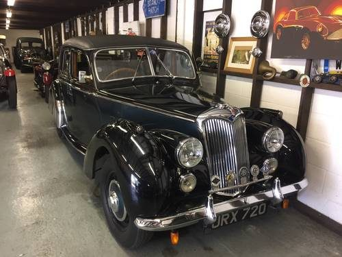 for sale 1954 riley rme 1500 classic cars hq. Black Bedroom Furniture Sets. Home Design Ideas