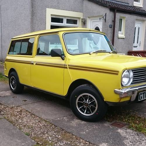 For Sale Austin Morris Mini Clubman Estate 1980 Classic Cars Hq