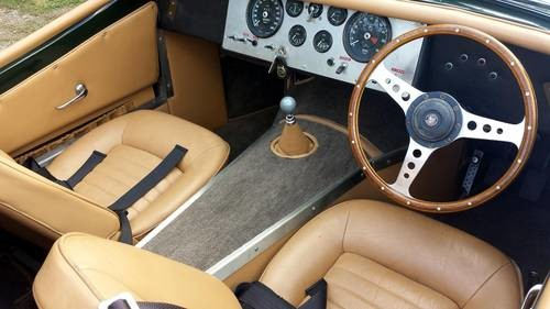 For Sale   Jaguar XK120 Replica By Aristocat (1978)   Image 1 ...