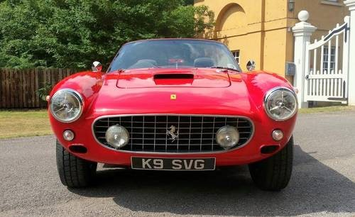 For Sale Ferrari Classic 250 Swb Kalifornia Replica Kit
