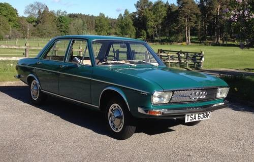 For Sale AUDI LS NSU AUTO UNION Classic Cars HQ - Audi 100 ls for sale