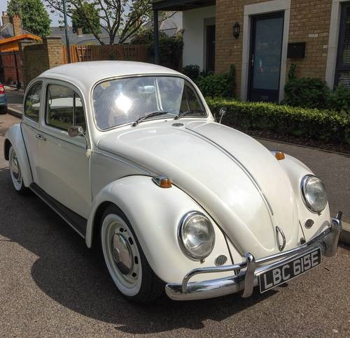 For Sale – 1967 Beetle California Bumpers