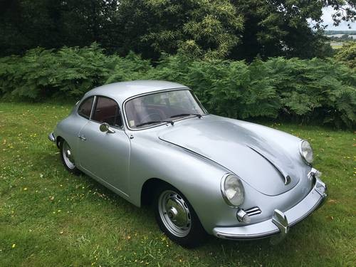 for sale porsche 356b rare rhd 1963 classic cars hq. Black Bedroom Furniture Sets. Home Design Ideas