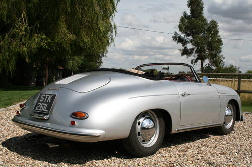 For Sale Chesil Speedster 356 Porsche Factory Built