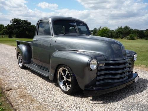 For sale 1951 resto mod chevrolet 5 window pick up for 1951 chevy 5 window pickup for sale