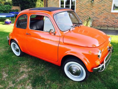 for sale – rhd restored classic fiat 500 (1972) | classic cars hq.