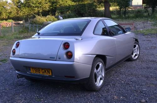 for sale fiat coupe 20v turbo 1999 classic cars hq. Black Bedroom Furniture Sets. Home Design Ideas