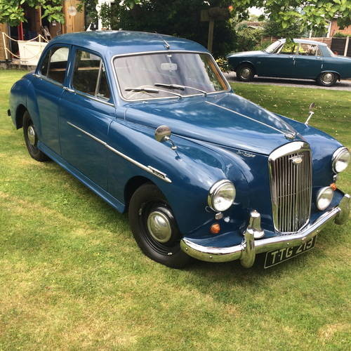 For Sale – Wolseley 4/44 (1956)