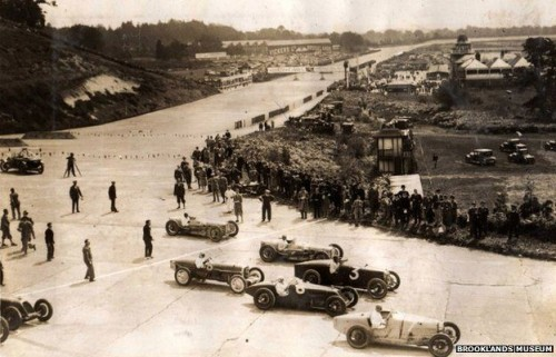 brooklands start from 30s