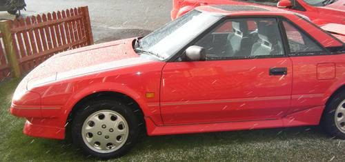 mr2 aw11 g reg nov 1989 one owner from new for sale classic cars hq. Black Bedroom Furniture Sets. Home Design Ideas