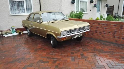 For Sale Vauxhall Viva Hc 1973 Classic Cars Hq
