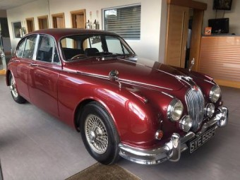 For Sale Last Owner Has Owned This Jaguar For Over 20