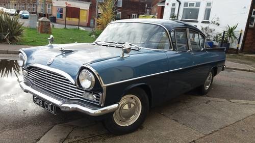 for sale for sale 1961 vauxhall velox pa classic cars hq. Black Bedroom Furniture Sets. Home Design Ideas