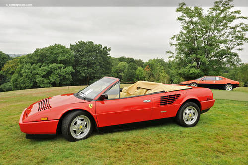 for sale ferrari mondial 340t rhd 1990 classic cars hq. Black Bedroom Furniture Sets. Home Design Ideas