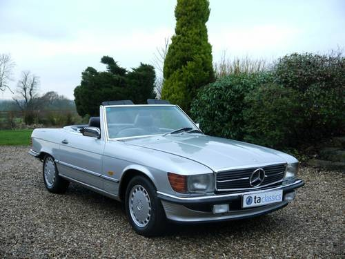 for sale 1988 mercedes benz 420 sl r107 automatic