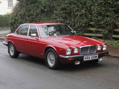 For Sale Jaguar Xj6 32k Miles Original Top Class Owned