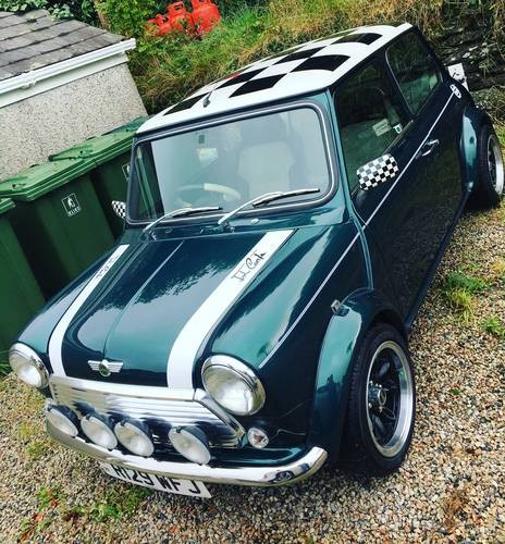 For Sale Rover Mini Cooper Sportspack 13i 1998 Classic Cars Hq