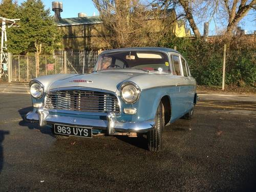 For Sale Humber Hawk Automatic Classic Cars HQ - Automatic classic cars