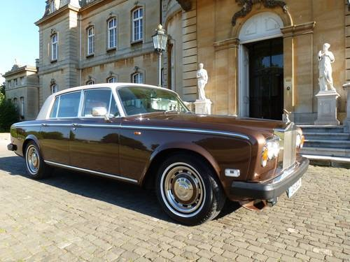 for sale – rolls royce silver shadow 2 (lord stokes) (1977