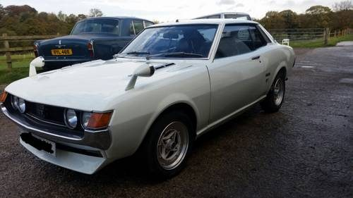 for sale toyota celica ta22 gt 1975 classic cars hq. Black Bedroom Furniture Sets. Home Design Ideas
