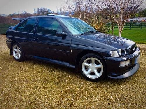 for sale ford escort rs cosworth 4 4 lots of extras history 1905 classic cars hq. Black Bedroom Furniture Sets. Home Design Ideas