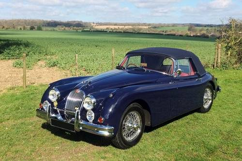 for sale jaguar xk150 dhc rhd 1959 for sale classic cars hq. Black Bedroom Furniture Sets. Home Design Ideas