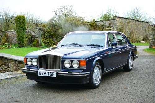 for sale 1989 bentley mulsanne s lwb ex lanesborough hotel 1 of 61 classic cars hq. Black Bedroom Furniture Sets. Home Design Ideas