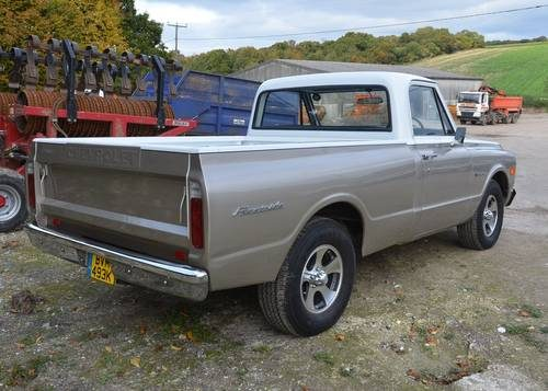 for sale chevrolet c10 right hand drive 1972 classic cars hq. Black Bedroom Furniture Sets. Home Design Ideas