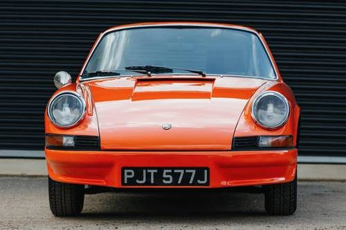 for sale porsche 911t rhd uk car 1971 classic cars hq. Black Bedroom Furniture Sets. Home Design Ideas