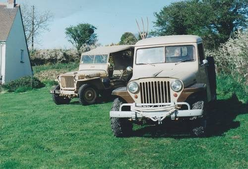 Willys Jeep Truck For Sale >> For Sale – 4×4 willys/jeep truck (1949) | Classic Cars HQ.