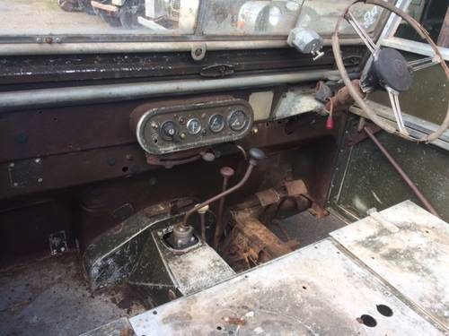 Land rover series 1 80 inch for sale - Far cry 3 trailer