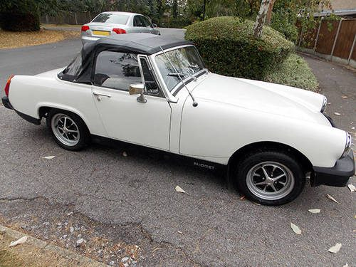 MG Midget Parts & Spares For Sale UK - Moss Europe