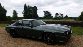 for sale reduced lister jaguar xjs v12 manual gearbox. Black Bedroom Furniture Sets. Home Design Ideas