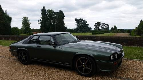 for sale reduced lister jaguar xjs v12 manual gearbox 1989 classic cars hq. Black Bedroom Furniture Sets. Home Design Ideas