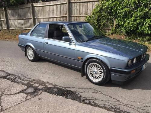 For ... & For Sale u2013 BMW E30 325i se 2 door sports leather bbs alloys nice ...