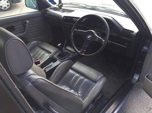 For Sale Bmw E30 325i Se 2 Door Sports Leather Bbs