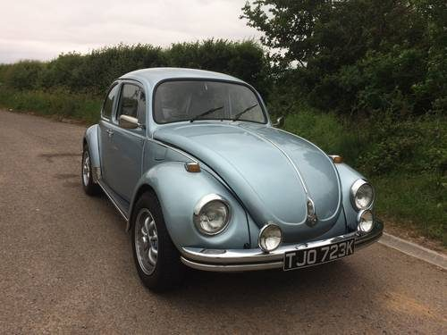 for sale 1971 tax free vw 1302s super beetle marathon classic cars hq. Black Bedroom Furniture Sets. Home Design Ideas