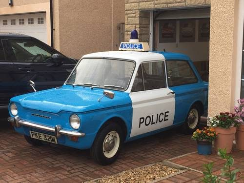 Police Cars For Sale >> For Sale Hillman Imp Police Car 1973 Classic Cars Hq