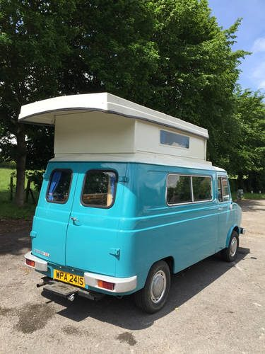For Sale 1978 British Leyland Sherpa Camper Classic