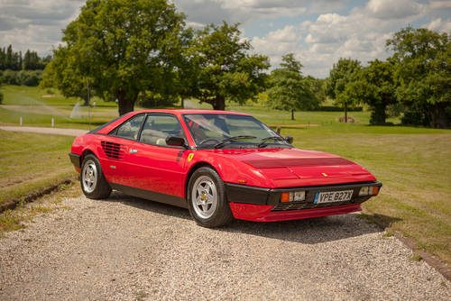 for sale ferrari mondial 8 1981 classic cars hq. Black Bedroom Furniture Sets. Home Design Ideas
