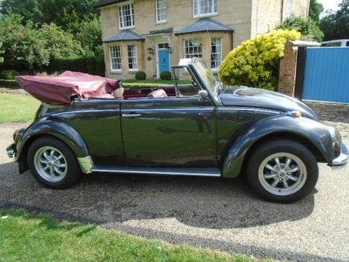 for sale 1969 vw beetle karmann convertible classic cars hq. Black Bedroom Furniture Sets. Home Design Ideas