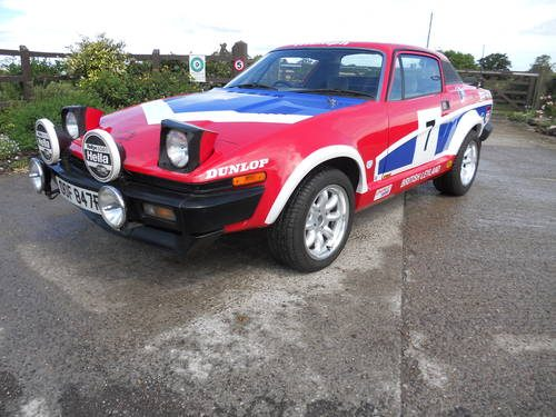 For Sale Tr7 V8 Coupe Conversion 1976 Classic Cars Hq